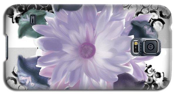 Flower Spreeze Galaxy S5 Case by Christine Fournier