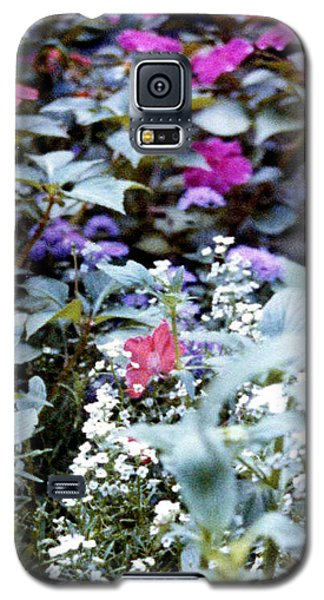 Flower Variety Garden Galaxy S5 Case