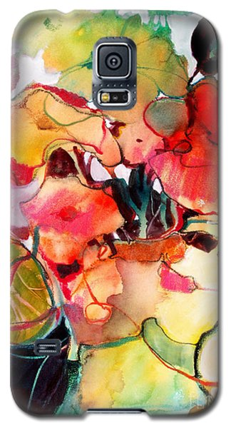 Flower Vase No. 2 Galaxy S5 Case by Michelle Abrams