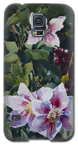 Flower_07 Galaxy S5 Case by Helal Uddin