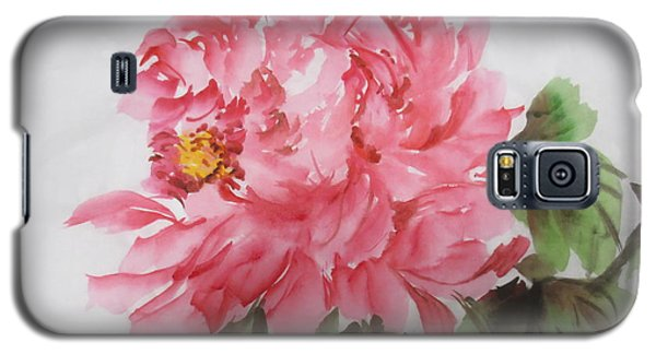 Flower12202013-452 Galaxy S5 Case by Dongling Sun