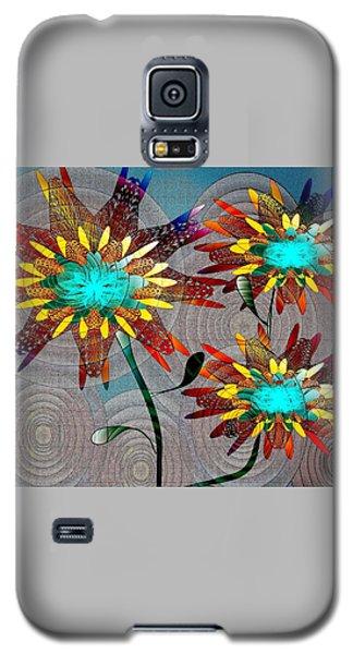 Flowering Blooms Galaxy S5 Case