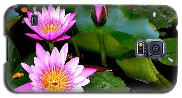 Flowers 2 Galaxy S5 Case