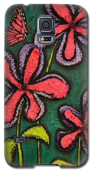 Flowers 4 Sydney Galaxy S5 Case