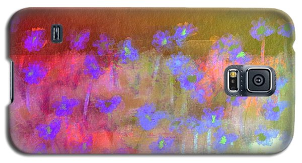 Flowers At Dusk Galaxy S5 Case