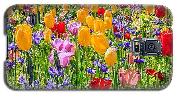 Flowers Everywhere Galaxy S5 Case