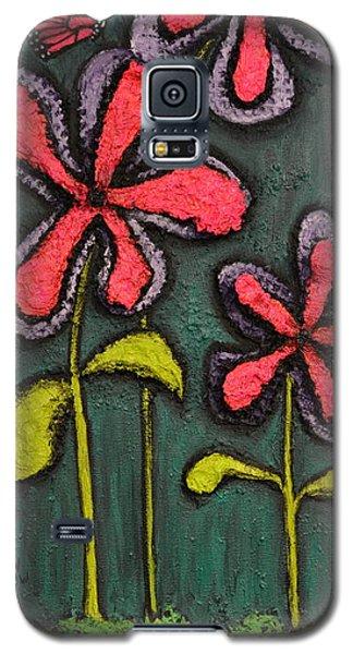 Flowers For Sydney Galaxy S5 Case by Shawn Marlow