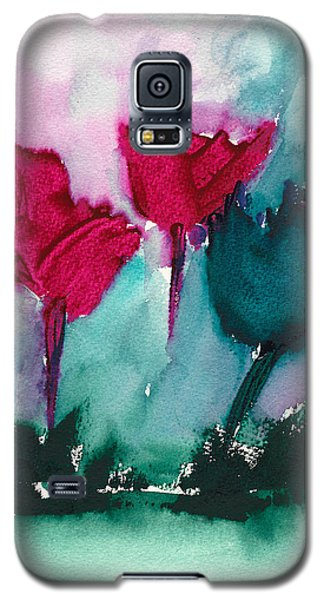 Flowers For Trees Galaxy S5 Case by Frank Bright