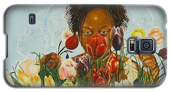 Flowers For You Mama Galaxy S5 Case