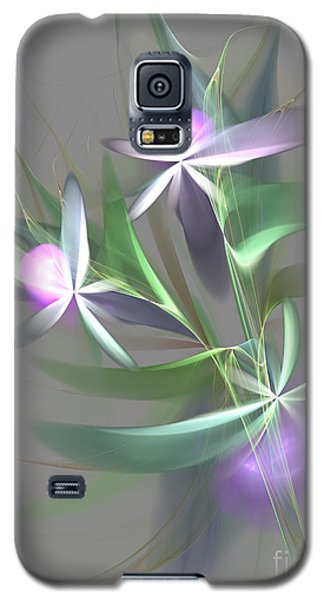 Flowers For You Galaxy S5 Case