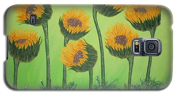 Flowers In Menopause  Galaxy S5 Case