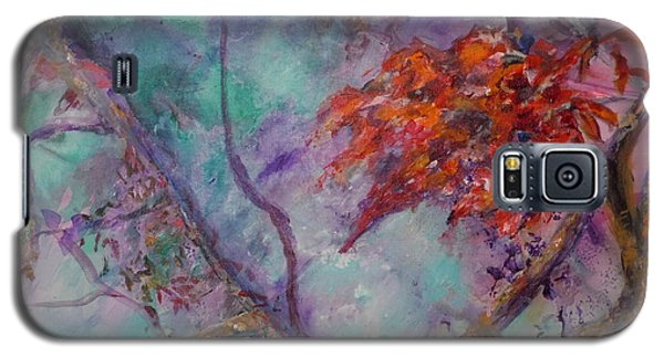 Flowers In The Mist Galaxy S5 Case