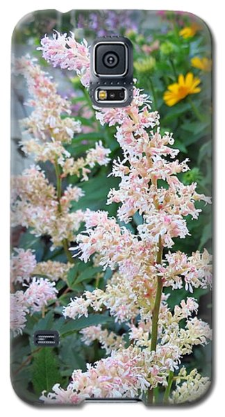 Flowers In The Village Galaxy S5 Case