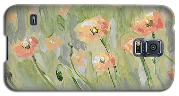 California Poppies Galaxy S5 Case