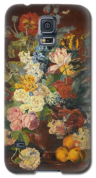 Flowers Of Light Galaxy S5 Case
