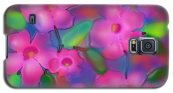 Flowers Of October Galaxy S5 Case