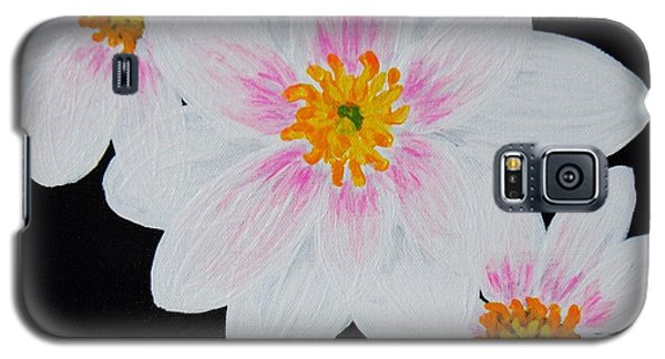 Flowers Of The Night Galaxy S5 Case by Celeste Manning