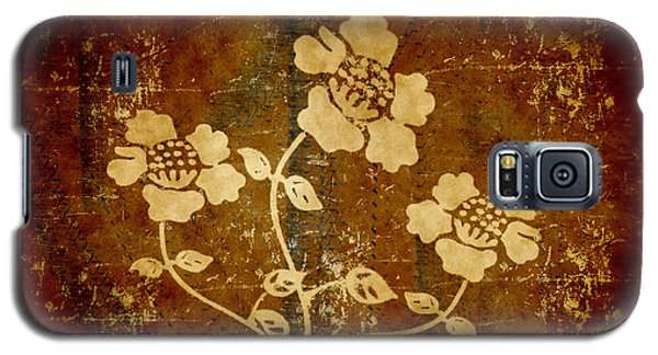 Flowers On The Wall Galaxy S5 Case