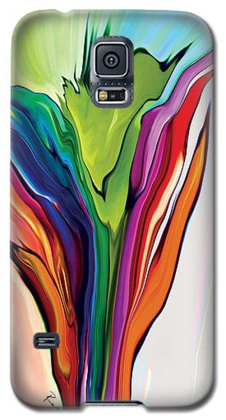 Flowery 5 Galaxy S5 Case