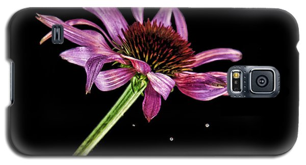 Flowing Flower 6 Galaxy S5 Case