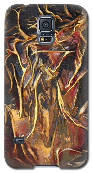 Flowing Tree Woman Galaxy S5 Case