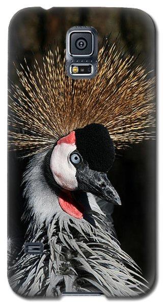 Fluffy Galaxy S5 Case by Judy Whitton