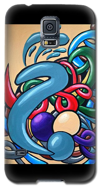 Fluid Series Part 5 Galaxy S5 Case