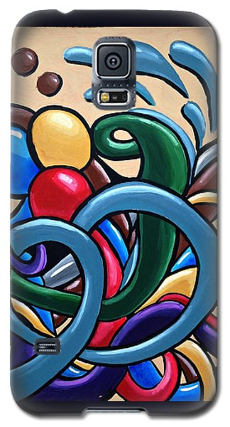 Fluid Series Part 6 Galaxy S5 Case