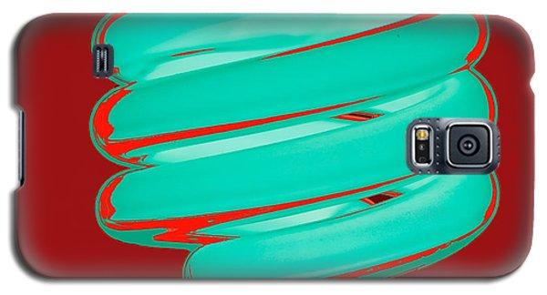 Fluorescent Green Galaxy S5 Case