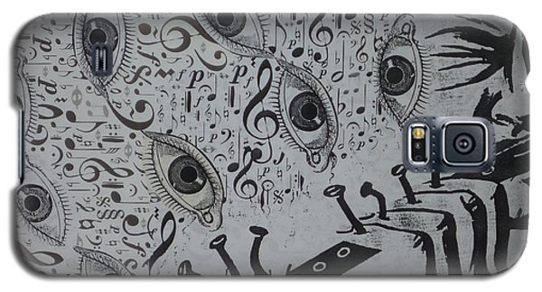 Flute Concerto In Eye Minor Galaxy S5 Case by Douglas Fromm
