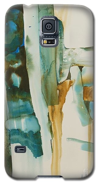 Flutes Galaxy S5 Case by Donna Acheson-Juillet