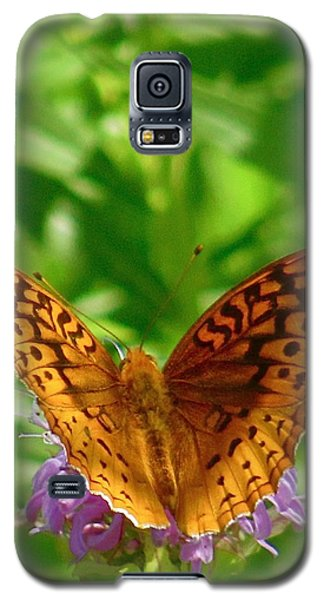 Flutterby Galaxy S5 Case by Tim Good