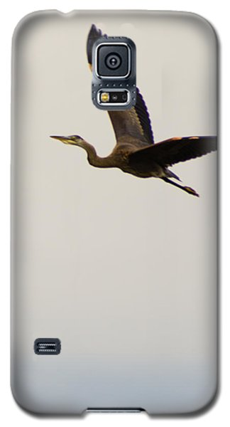 Galaxy S5 Case featuring the photograph Fly Away by Erin Kohlenberg