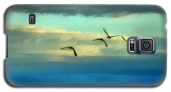 Fly Away Galaxy S5 Case by Ernie Echols