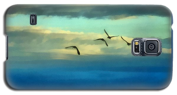 Fly Away Galaxy S5 Case by Ernie Echols