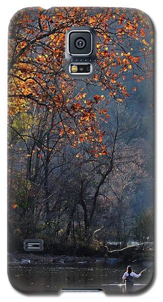 Fly Fisherwoman Galaxy S5 Case