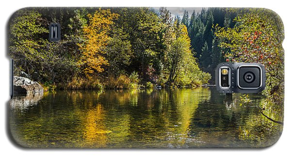 Fly-fishin Galaxy S5 Case by Randy Wood
