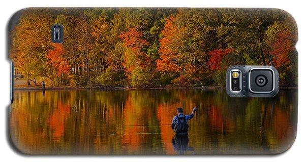 Fly Fishing Galaxy S5 Case