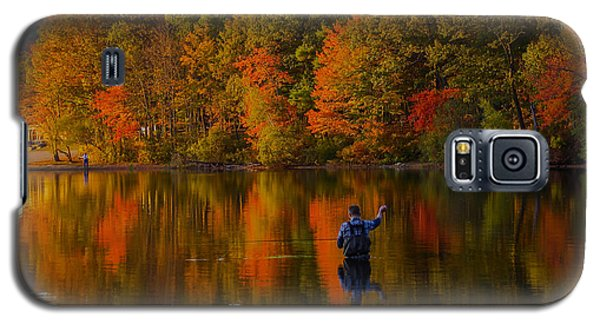 Fly Fishing Galaxy S5 Case