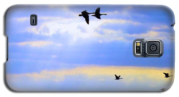 Fly Like The Wind Galaxy S5 Case