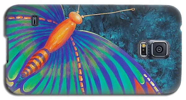 Fly With Me Galaxy S5 Case by Susan DeLain