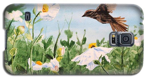 Flying Bird Galaxy S5 Case