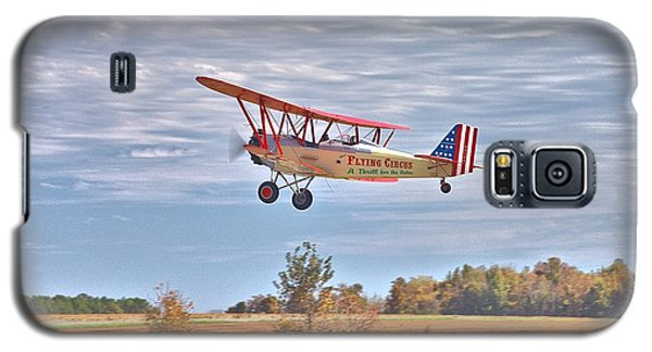 Flying Circus Barnstormers Galaxy S5 Case