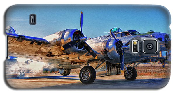 Flying Fortress Sentimental Journey Galaxy S5 Case