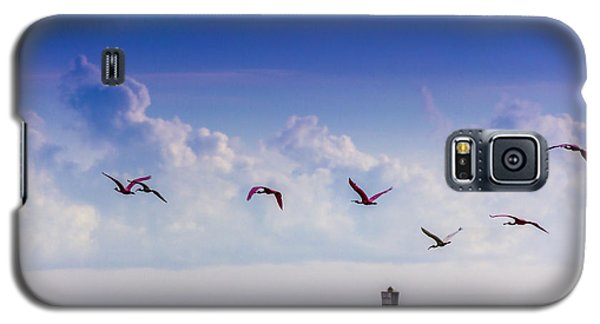 Flying Free Galaxy S5 Case by Marvin Spates