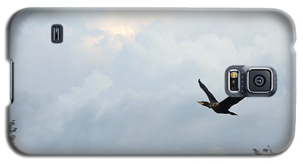 Flying Home Galaxy S5 Case by Teresa Schomig