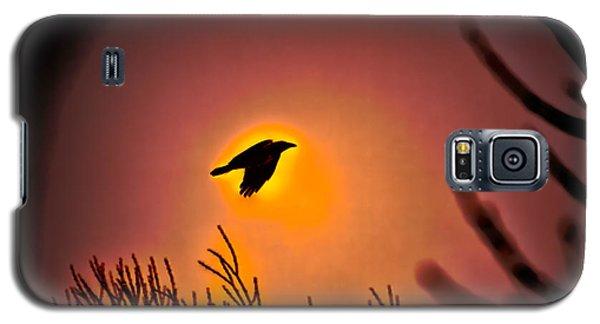 Flying - Leif Sohlman Galaxy S5 Case by Leif Sohlman