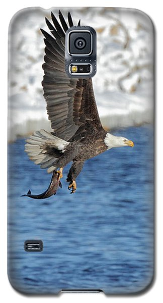 Flying Off With The Catch Galaxy S5 Case