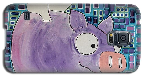 Flying Pig Galaxy S5 Case