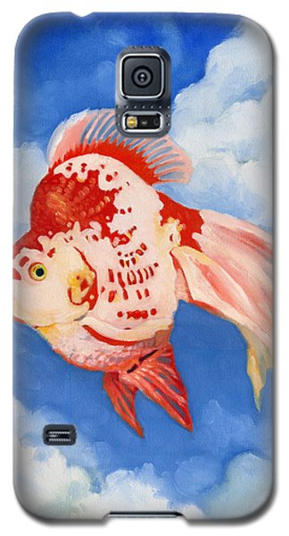 Flying Ryukin Galaxy S5 Case